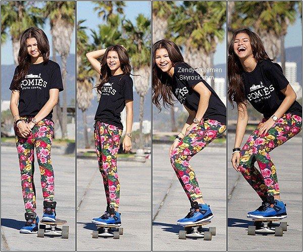 zendaya coleman skateboarding - photo #7