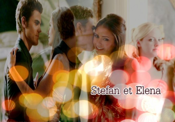 Elena et Stefan 
