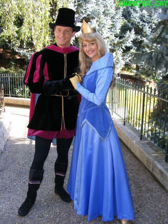 Princesse aurore et prince philippe le madeleinois - Aurore philippe ...